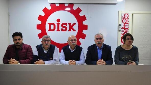 İzmirde, taşeron düzenlemesi kapsamında 2 bin 500 işçinin iş akdi askıya alındı