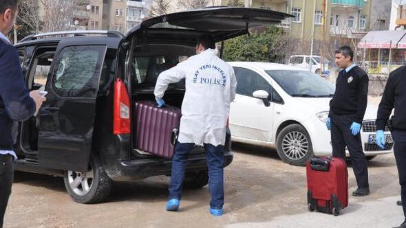 İzmitte para nakil aracını soyan şüpheliler Eskişehirde yakalandı (2)