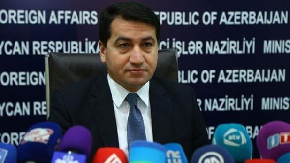 Azerbaycan Dışişleri Sözcüsü: Hollanda'nın kararı kasıtlıdır