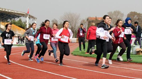 Burdurda Atatürk koşusu düzenlendi