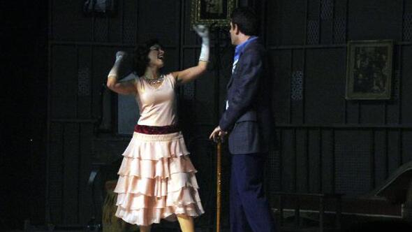 İBB Şehir Tiyatrosu harekata destek için Hatay'da