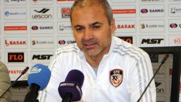 Gazişehir Gaziantep - Ümraniyespor maçının ardından