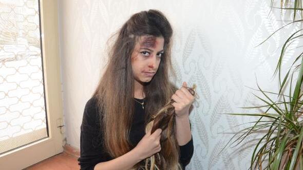 Kadına yönelik şiddete dayak makyajıyla dikkat çekecekler