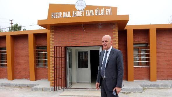 Batman Belediye Başkanvekili Aksoy: Ahmet Kayanın ismini kaldırmamız söz konusu olamaz