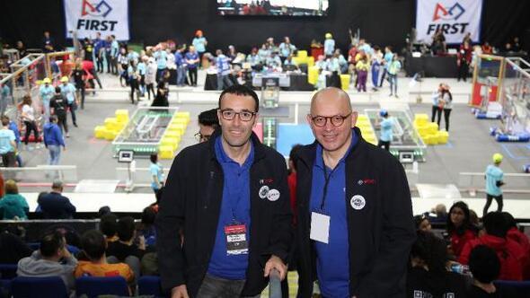 Bosch'tan First Robotics Competition için öğrencilere destek