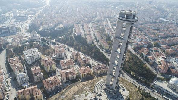 Cumhuriyet Kulesi'ne AVM ayarı