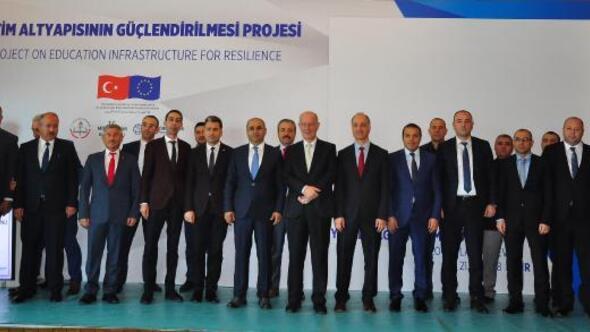 İzmire 8 yeni okul inşa edilecek