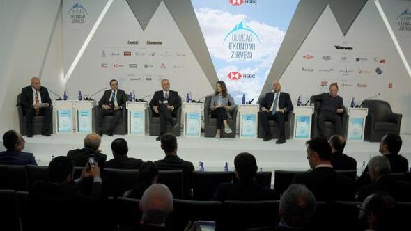 Uludağ Ekonomi Zirvesi başladı (3)