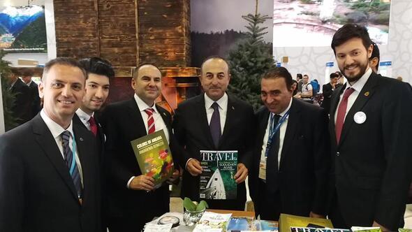 Berlin ve Moskova'da Türkiye tanıtımı