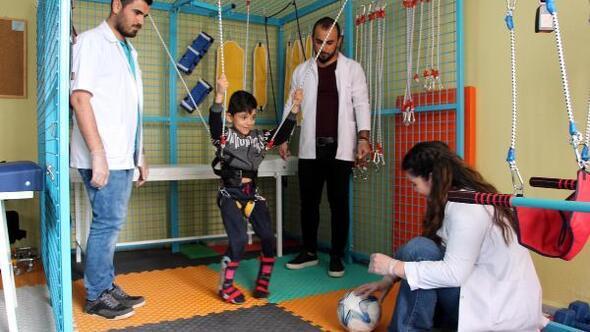Silopide nörolojik hastalıklarda uzay terapi sistemi kullanılıyor