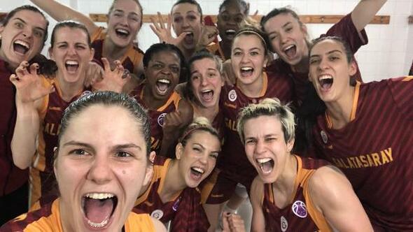 Galatasaray EuroCupta finale yükseldi