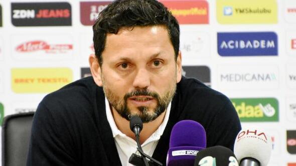Evkur Yeni Malatyaspor - Gençlerbirliği maçının ardından