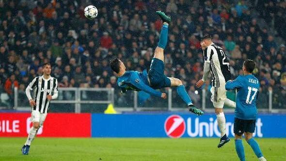 Şampiyonlar Ligine Ronaldo damgası