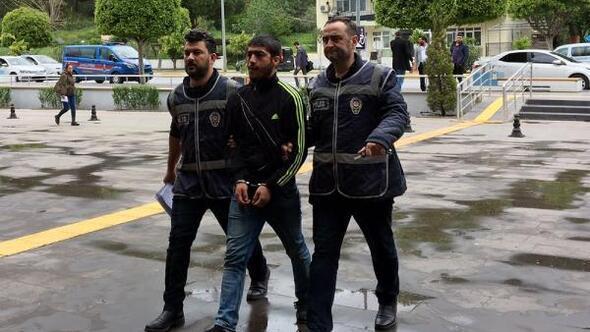 Manavgatta polisten operasyonlar
