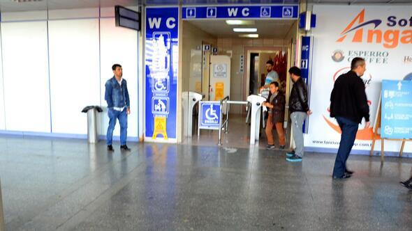 AŞTİ ve metro tuvaletleri ücretsiz oluyor