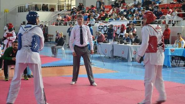 ÇOMÜ, Taekwondo Şampiyonası'na ev sahipliği yapıyor