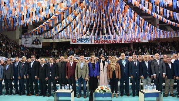 AK Parti İzmir'de 15 ilçe başkanı değişti