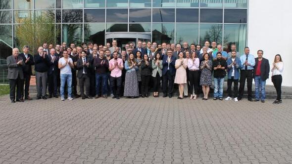 Aydın Doğan, Hürriyet Avrupa çalışanlarına da veda etti
