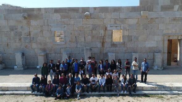 Patara kazıları yıldönümüne kutlama