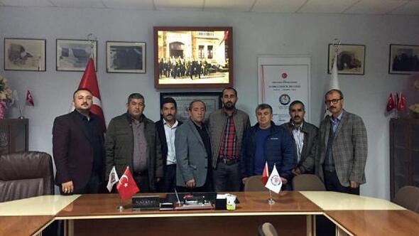 Mut TSO Başkanı Aydın, güven tazeledi