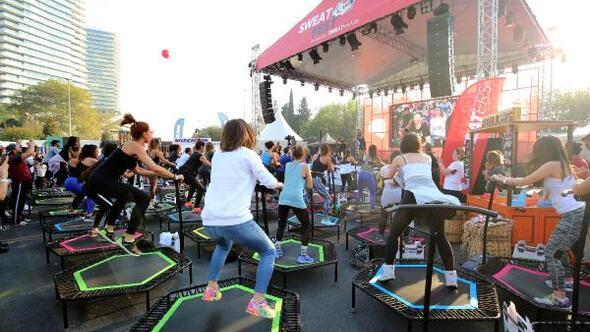 Sweat Fest 2018 şehri sporla buluşturmayı hedefliyor