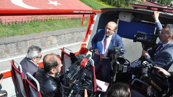 Büyükşehir Belediye Başkanı Gümrükçüoğlu görevdeki 4 yılını değerlendirdi