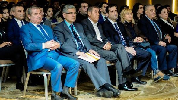 Türkiye'de yükseköğretim fırsatları Bakü'de masaya yatırıldı