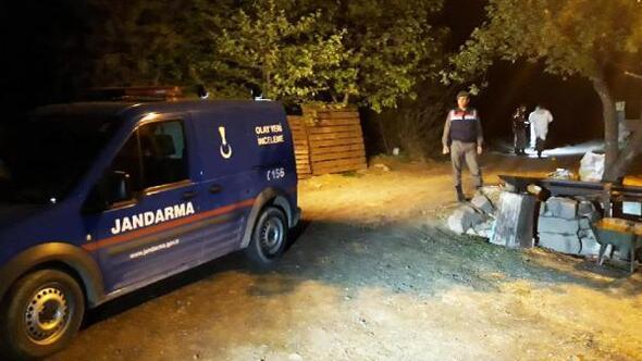 Komşuların silahlı arazi kavgası: 1 ölü, 5 gözaltı