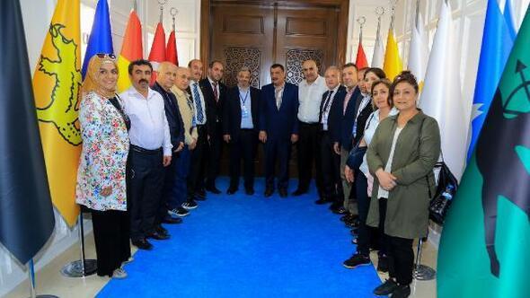 81 kentin STK Temsilcisi Malatyada toplandı