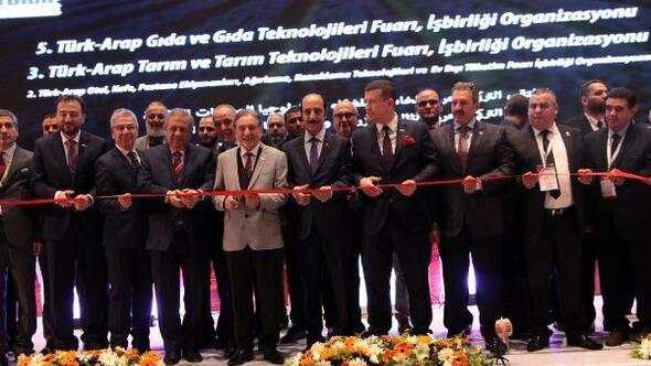15 Arap ülkesinden bin iş insanı İstanbuldaki fuarda buluştu