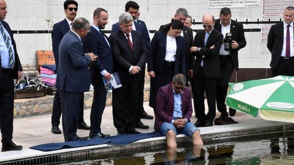 Makedonya Cumhurbaşkanı Ivanova fahri doktora (2)