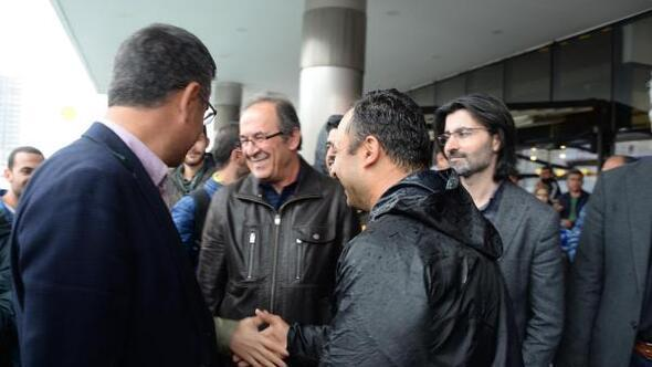 Tuna Bekleviçin Kardeşlik Yürüyüşü Diyarbakırda sona erdi