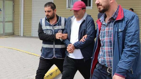 Avukat katibini yaralayan iş yeri sahibi yakalandı