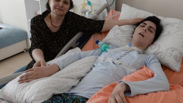 SSPE hastası kızım için hayatta kalmalıyım