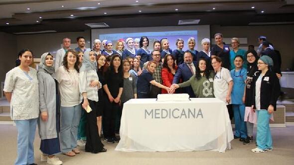 Medicanada Hemşirelik Haftası kutlandı