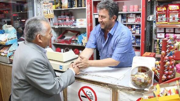 Başkan Büyükkılıç, Hisarcık mahalle sakinleriyle buluştu