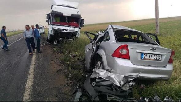 Şırnakta kaza: İmam, oğlu ve 1 çocuk öldü