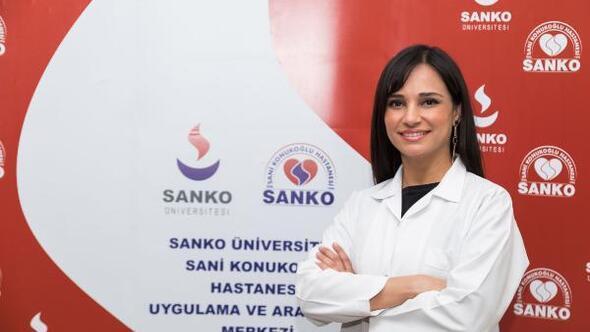 Psikolog Didem Cengiz, Sankoda