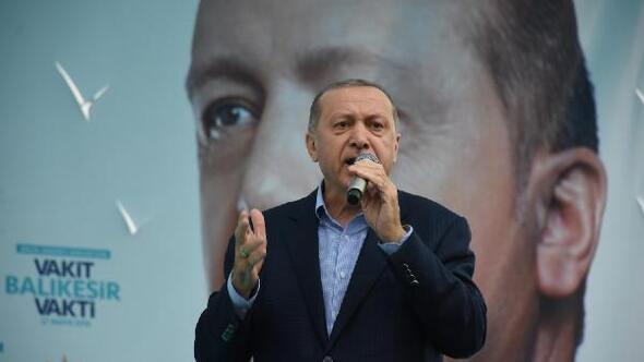 Erdoğan: Hedefi, vizyonu olmayanlara hiçbir şey emanet edilmez (3)