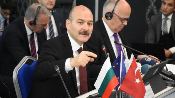 Bakan Soylu: Avrupa, okyanus ötesi bir ülkenin uydusu konumunda