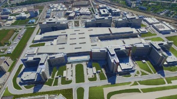 Dünyanın en büyüğü Ankara Şehir Hastanesi Bilkent açılış için gün sayıyor