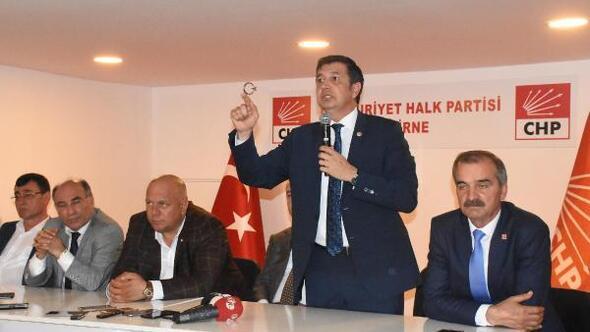 İYİ Partiye gidip CHPye dönen Gaytancıoğlu: Kurbanlık koyun gibi gittik