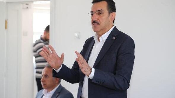 Bakan Tüfenkci: Türkiyenin istikbalini ve istiklalini her şeyin üstünde tutuyoruz
