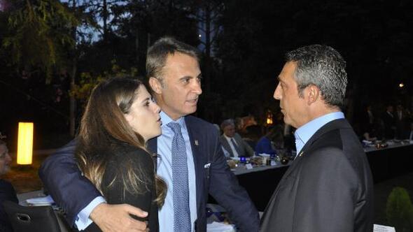 Türk futbol camiası iftarda bir araya geldi