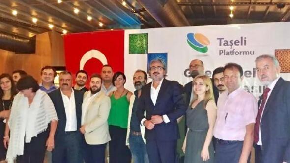 İstanbul'daki Taşelililer buluştu