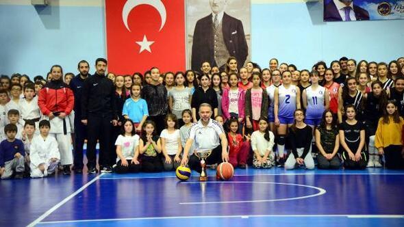 Kahramankazan Belediyesi'nde ücretsiz yaz okulu
