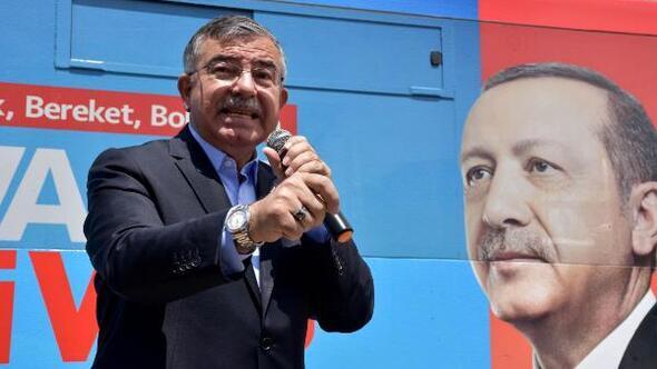 İsmet Yılmaz: AK Parti dışındakiler yıkmak için geliyor