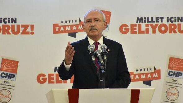 Kılıçdardoğlu: Siyasette ufku dolanlar, ülkeyi sağlıklı yönetemezler (3)