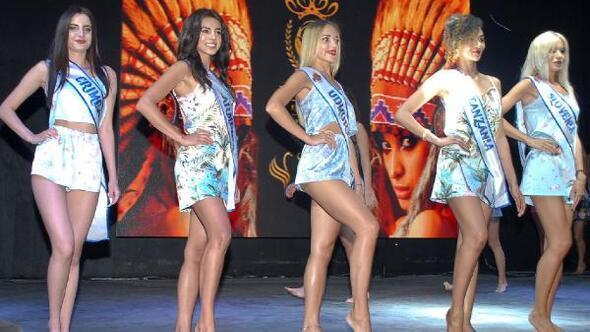 Miss Tourism kraliçesi Litvanyadan