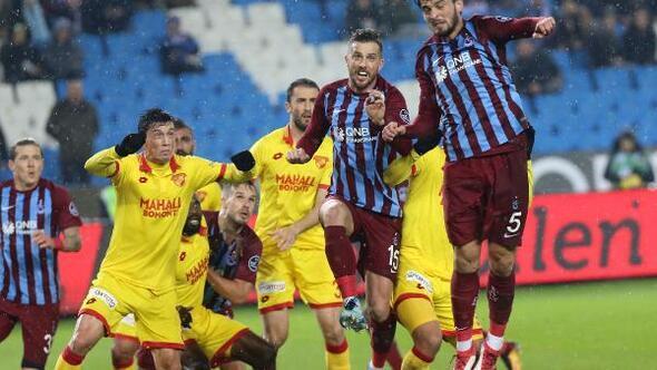 Trabzonspor'un kadrosu değişiyor